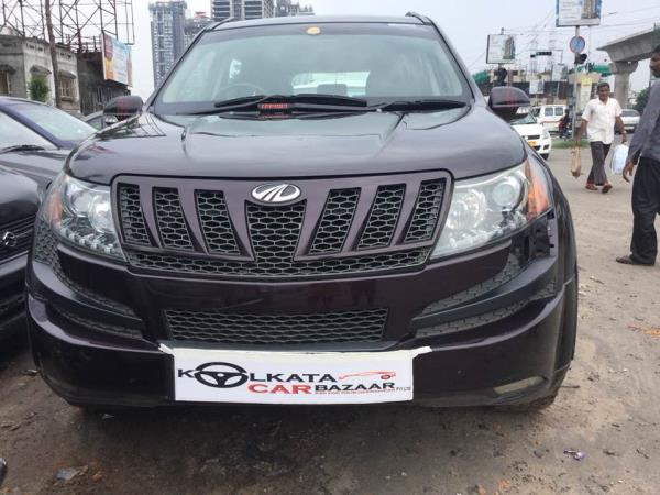 Mahindra XUV 500 used car 2013 fuel type Diesel less driven by owener 39000km Insurance valid upto 2018 price 6, 99, 000.00 only Kolcatacarbazaar