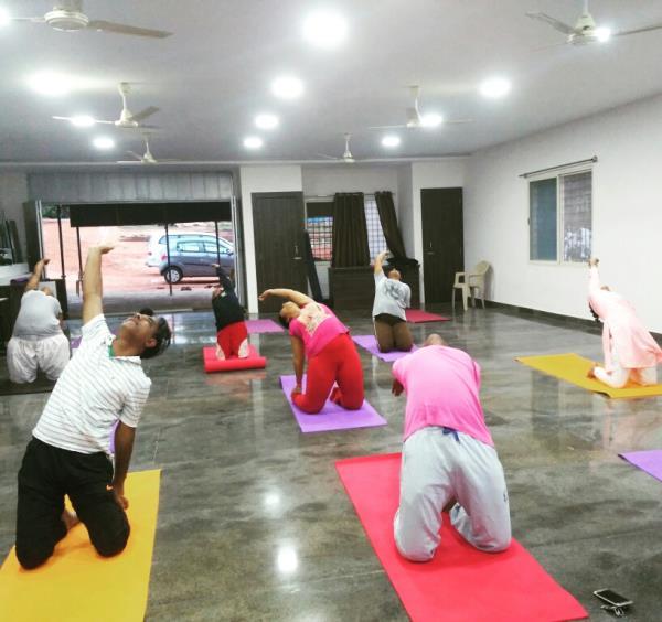 Yoga for thyroid problems