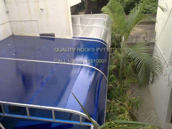 Polycarbonate Roofing In Chennai    We are the best Polycarbonate Roofing In Chennai. In order to render these services, our qualified professionals use high quality raw material and advanced technology. Our offered services are highly demanded in the industry due to its attributes like timely completion, reliability and cost-effectiveness. Moreover, these services are rendered to the clients at an affordable price. we are the leading Metal Roofing Contractors In Chennai. we are also the best Roofing Sheet Manufactures In Chennai.