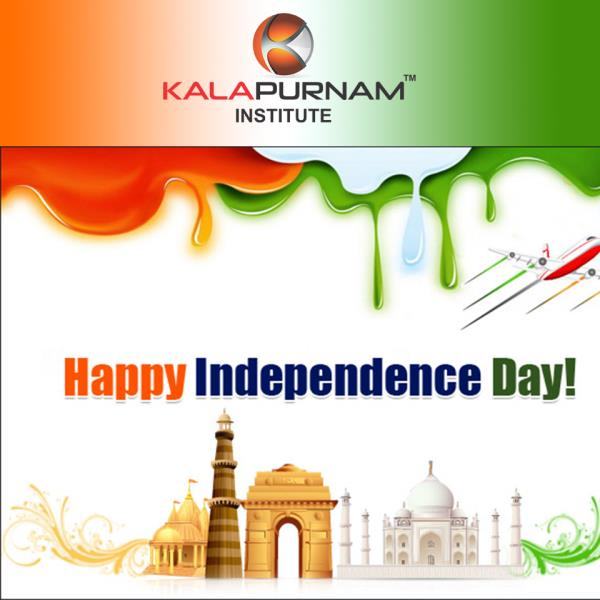 Happy Independence day 2017  No nation is perfect in #World, it needs to be made perfect The future depends on what you do today – #Happy Independence day 2017
