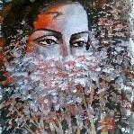 Nature.. Acrylic on paper  Buy original paintings at Uchaan Art Gallery  Gurugram