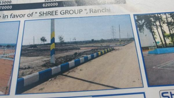 Plot Available in Ranchi CNT free