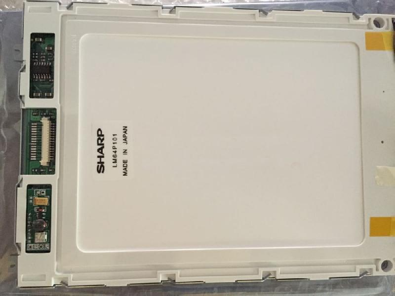 SHARP LCD LM64P101 FOR FANUC CNC SYSTEM We are the Importer of Sharp LCD for Fanuc Controller Product Description Sharp LM64P101 in stock 7.2″ Mono Chrome Panel Fitted in Fanuc controls Panel LM64P101 is in stock. PREMIER ENGINEERS offers a variety of LCD Displays. Sharp LM 64 P101 Suitable for the Fanuc LCD/MDI control system, display size is 7.2″, dimensions = Width 200.5mm, Height 141.0mm, Depth 7.0mm. Weight is 260g.