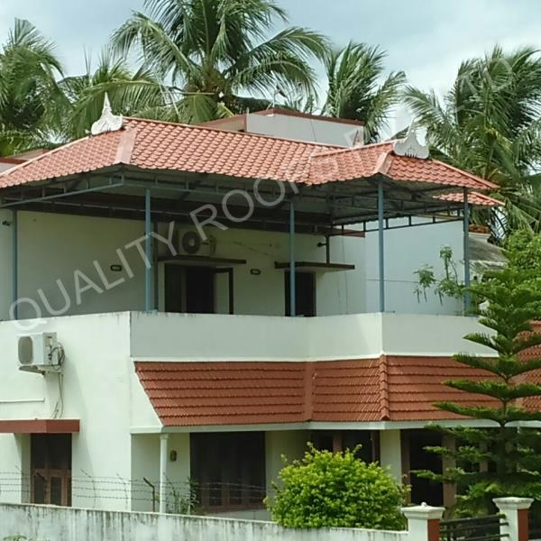Terrace Roofing In Chennai   We are undertaking all kinds of Terrace Roofing In Chennai. A team of trained professionals and qualified technicians offer these services with the use of the most advanced technologies and modern equipment. These services rendered after understanding the requirements of the clients. We are the leading Industrial Roofing In Chennai.