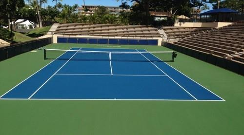 Mini Tennis Court We have become popular among our clients by offering a wide range of Mini Tennis Court Surface in different sizes and specifications. Constructed using premium quality materials, our collection meets varied quality standards.