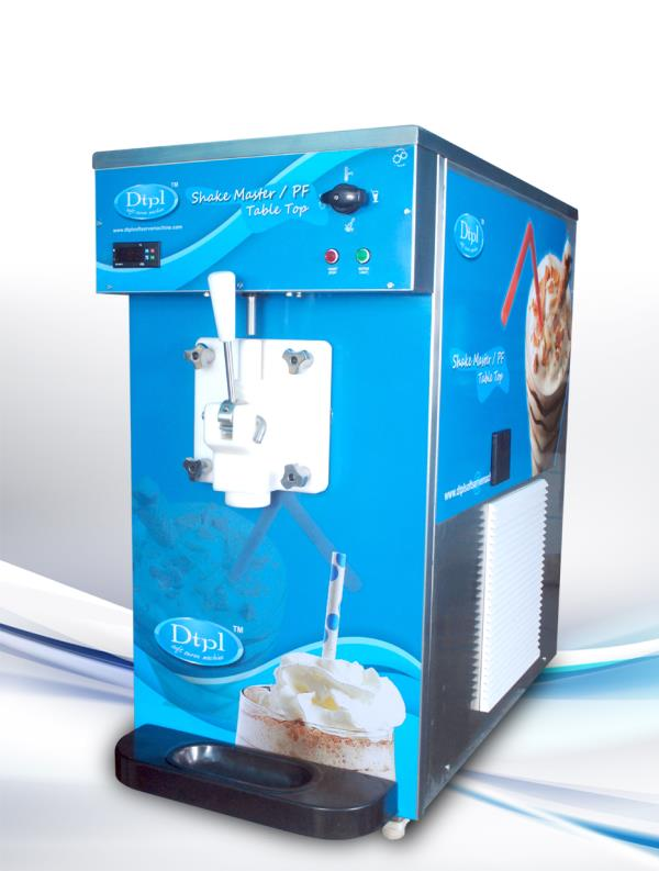 Devi Technocraft Pvt. Ltd, Ahmedabad , Thick Shake Machine Manufaturer