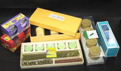 Gift Set Candles In Mumbai  Gift Sets offered provide for perfect decor and usage support and is highly preferred as a gift item during festival times. Emitting nice and soothing aroma scent when burnt, these aromatic candle options come in attractive box packaging and can be provided with support of custom logo as demanded.