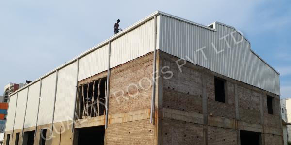 2017's leading Industrial Roofing Contractors In Chennai  We are the leading Industrial Roofing Contractors In Chennai, we are expert in Industrial Roofing Chennai. we have completed so many Industrial Roofings and ware house roofings around chennai and we are the best Industrial Shed fabricators in Chennai.