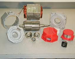 PREMIER ENGINEERS Offers Rewinding & Reconditioning All types of AC / DC Servo Motors Using for Axis Movement & Spindles in CNC Machines such as CNC Lathes, VMC, HMC, CNC VTL,  Drill Tap Centers, CNC Milling Machines, CNC Pipe Bending Machines, CNC Grinding Machines, CNC SPM.   We are Capable of Servicing Fanuc, Siemens, Mitsubishi, Panasonic, Indramat & All other Makes.