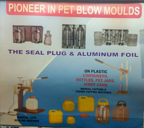 Best Manufacturer, Supplier For pet in Blow Moulds in Mumbai, Maharstha, India.