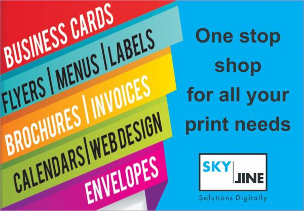 Full colour printing press in chennai  Skyline Enterprises is one-stop shop for all your design and print needs. We excel in  Ad Design , Brochures , Business  Identity , Flyers Marketing (Inserts & Mailers), Posters , Catalogs  Booklets designing and printing