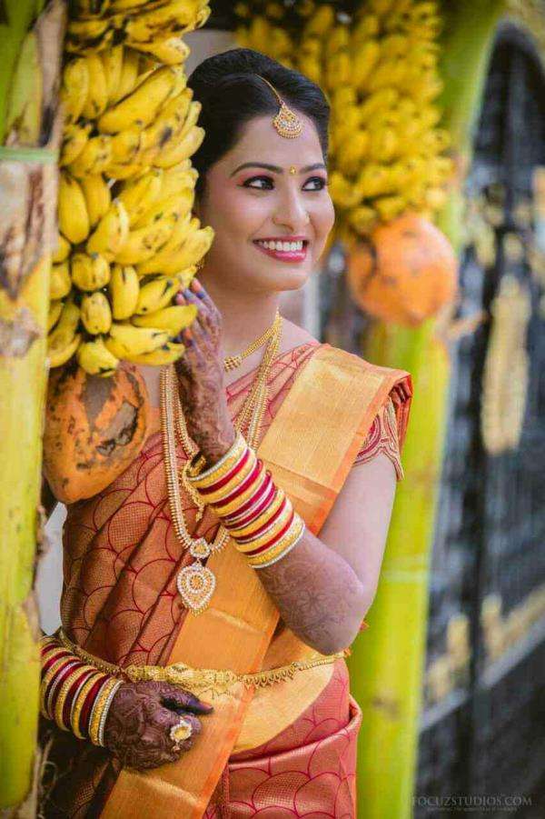 We are the leading bridal makeup artist in Velachery.We give service for wedding, reception, engagement for bride and groom in chennai. We provide the service at reasonable price.