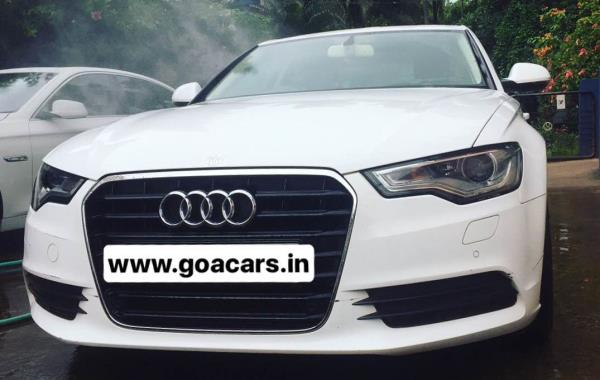 Luxury Audi A6 Taxi Hire