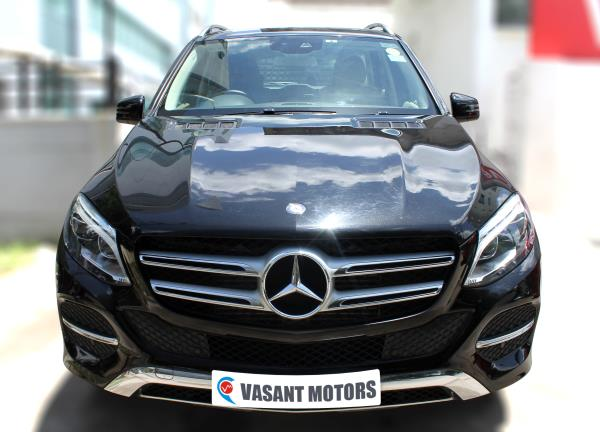 MERCEDES-BENZ GLE 250 D 4MATIC BSIV, (OBSIDIAN BLACK COLOR, DIESEL) 2016 model done only 41, 000kms in absolute mint condition... buy now and get one year #service pack from us. For further info call 7569696666