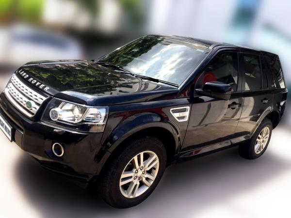 LANDROVER  FREELANDER2  SD4  2.2L, (SANTORINI BLACK COLOR, DIESEL) 2014 model done only 54, 000kms in absolute mint condition... buy now and get one year #service pack from us. For further info call 7569696666