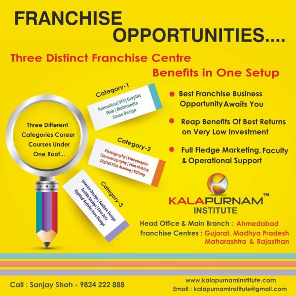 Comming Soon franchisee -