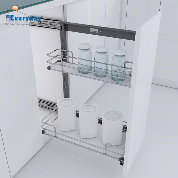 sliding shelves for kitchen cabinets | storage for kitchen cupboards | storage boxes for kitchen | & pantry shelf supplier : Everyday - Kitchen Storage Accessories in ...