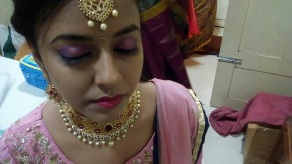 Our recent Bride...