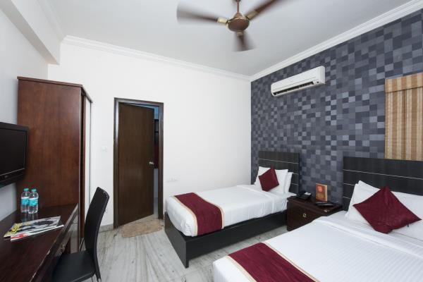 Welcome to At home suites & At home serviced apartments! Your home away from home. We offer serviced apartments which cater to the needs of business travelers, large families, and individual professionals. At Home we provide spacious accommodation for people visiting Hyderabad on various occasions such as business, medical care, relocation, vacation, etc. Our studio flats offer a peaceful home-like living environment that are best suited for corporate travelers staying for an extended period of time. That's not it! We assure you 24 hours Check-in / Check-out facilities with Unlimited Free Wi-Fi connectivity, Complimentary Breakfast and many such essential amenities. All our serviced apartments are located in prime locations of Hyderabad such as Kondapur, Madhapur Hitech city and Gachibowli.