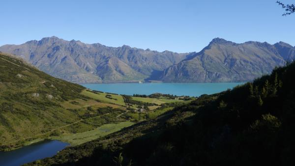 Top Tourist Attractions of New Zealand – Queenstown (For Package and booking please write uholidays@gmail.com or 24 X 7  09213531173 www.uniqueholidays.info) 10 Mount Crichton Track This two-to-four-hour easy walk is a great way to experience a slice of the Queenstown region's scenery if you're pushed for time. The track traverses Mount Crichton Scenic Reserve (the trailhead is 10 kilometers out of Queenstown), through tall beech forests, up to Twelve Mile Creek Gorge, which was a major spot for prospectors during the Otago gold rush. Some of the ramshackle miner's cottages are still in place, so you can get a good idea of the harsh lifestyles of the intrepid prospectors. There are excellent views out to the mountain ranges beyond, and Lake Wakatipu below, from parts of the trail. Location: Trailhead from Glenorchy Road, 10 kilometers from Queenstown