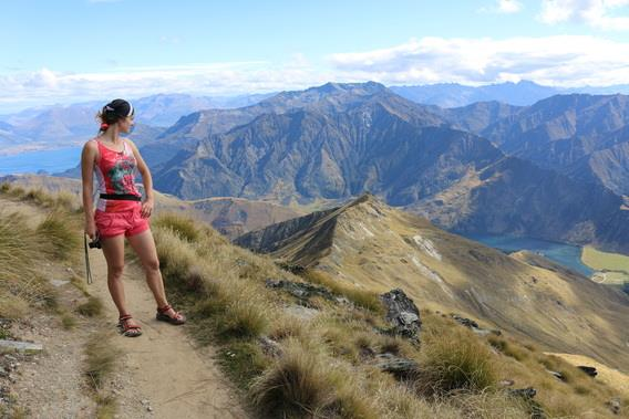 Top Tourist Attractions of New Zealand – Queenstown (For Package and booking please write uholidays@gmail.com or 24 X 7  09213531173 www.uniqueholidays.info) 13 Ben Lomond Track This uphill hike is rather demanding, but all the sweat is worth it for the views down to Lake Wakatipu from Ben Lomond summit. The entire trek to the top, and return, takes a full day (six to eight hours) with the path heading up first through native beech and Douglas fir forests and then alpine tussock land. Be aware that the last portion of the trail before the summit is extremely steep, so a good level of fitness is required. The Ben Lomond Track is easily reached from central Queenstown, with trailheads from both near the top of the gondola terminal and from the access road below. Location: Access from Bob's Peak