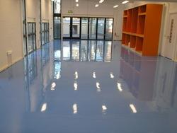 For Epoxy Flooring we are the best in the industry