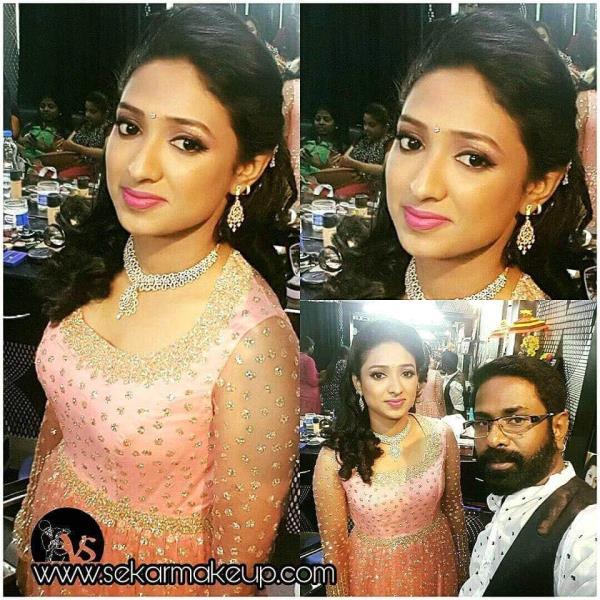 Top Cine Bridal Makeup Artist