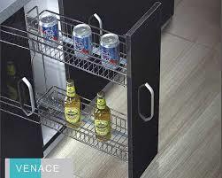 Pull Out Basket Keywords Modular Kitchen Accessories | Modular Kitchen |  Hafele | Kitchen Trolley ,