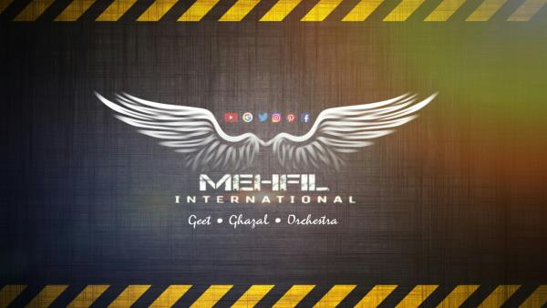 Mehfil International Ghazal group in Lucknow Ghazal singer, orchestra and live music in Lucknow Best Ghazal Group in india