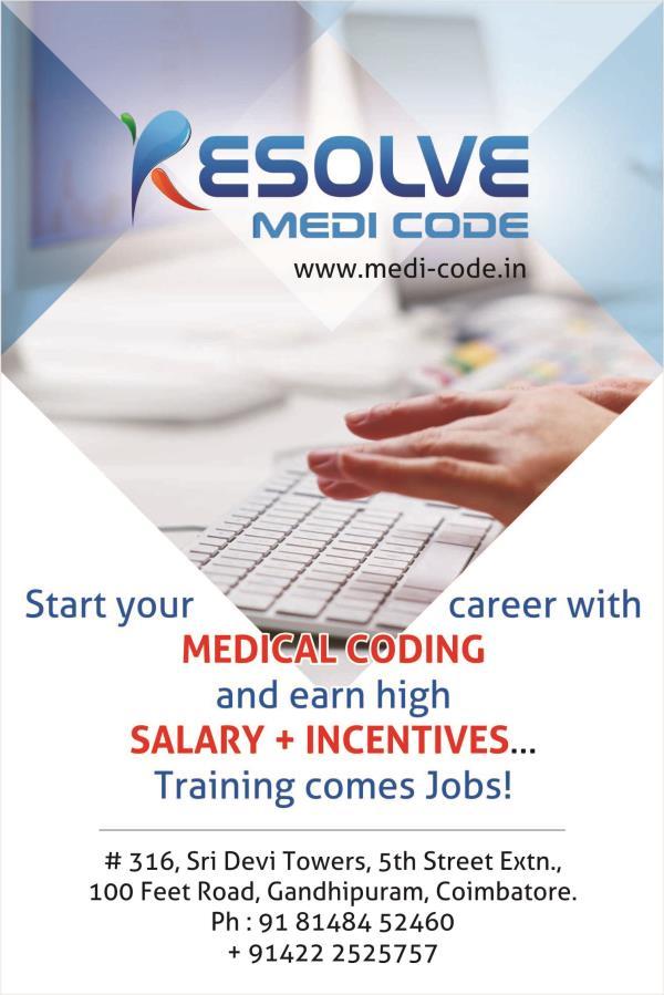 Exam Resolve Medicode In Coimbatoreindia