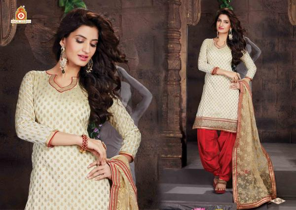 Admirable beige color Nylon Zari Jacquard kameez crafted on zari highlighted work is giving fashionable flash to it. Comes with Red color bottom in Poly Silk  and Beige Colour Net Embroidered dupatta.  http://www.silk-india.com/en/unstiched-salwar-kameez/1063-teal-blue-net-anarkali-churidar-kameez-i-024.html