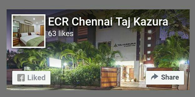Best Hotel In Ecr Road Chennai Tajkazura Lowest Price Near Tidel