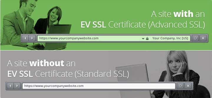 Here is the difference between #SecureSocketLayer (SSL) & #ExtendedValidation SSL Certificate. #SSL is a Standard SSL Certificate which converts HTTP to HTTPS where as #EV SSL is an Extended #Certificate which shows your Company Name with a #GreenLock - That Increases your Customers Trust.  For more visit https://goo.gl/SztSLV #OnlineTroubleShooters provides #EVSSL Certificate at Best Price. If any query Call us at +91 888 2222 677