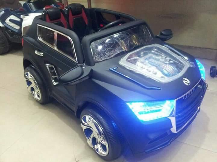Battery oprated kids car
