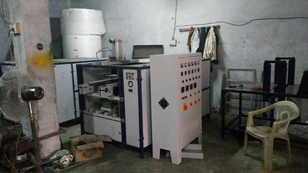 Thermocol plate making machine Patna  Thermocol Dona making machine Patna  Thermocol plate making machine Bihar