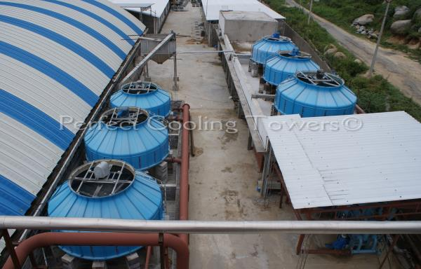 List of Products offfered and serviced by PERFECT?    FRP cooling towers, Counterflow Cooling Tower, Crossflow cooling tower, PVC honeycomb fills, sprinkler, nozzles, fan, motor, Round Cooling Tower, Bottle Shaped Cooling Tower, Packaged Cooling Tower, Industrial Cooling Tower, Cooling Tower Fills, Cooling Tower Spares and Services for all Makes of cooling towers and more.