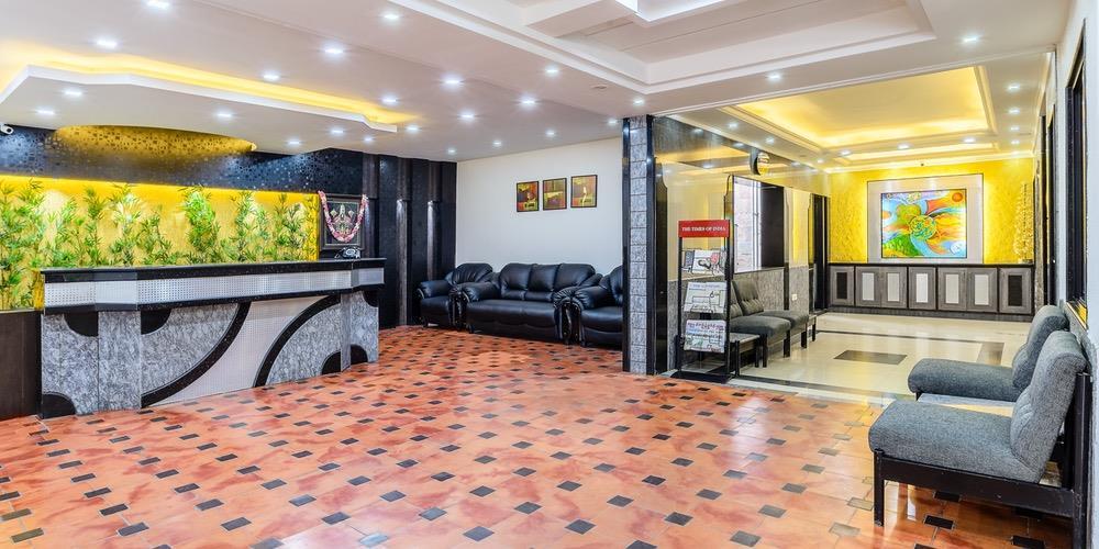 Economic Class Hotel in R.S.Puram Coimbatore  In R.S.Puram Coimbatore you may find one & one Economic Class Hotel.