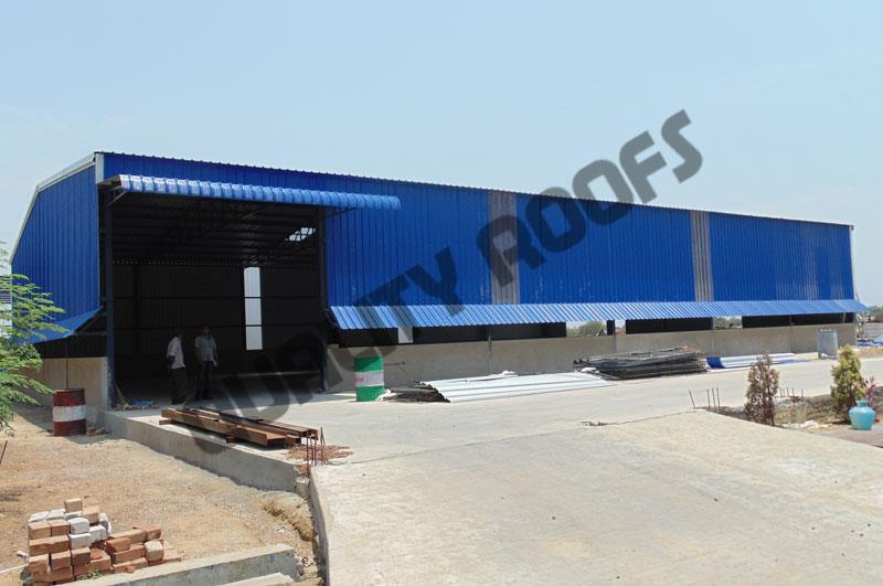 Industrial Roofing Contractors In Chennai    We are the best Industrial Roofing Contractors In Chennai. In order to provide a word class service, we have employed talented professionals with lot of experience in the field. We render these services as per defined quality parameters to ensure supreme quality and timely execution. We won't stop until you are 100% satisfied with our work. we believe in forming long-term relationships with our commercial customers and doing everything in our power to meet and exceed your needs. We are undertaking all kinds of Steel Roofing In Chennai.