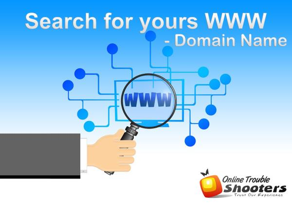 #Domain Name can be any Name - your Name, your #Business Name, your Product Name or anything.  There are many extensions available like #COM, #IN, #CO, #NET, #EDU and more at https://goo.gl/3sN6JY What you need to do? Just #Search for your Desired name & extension availability. And #Register it. Hurry Up! Already millions & trillions of #DomainName are #Hosted on #Internet. Before your Name is taken away.