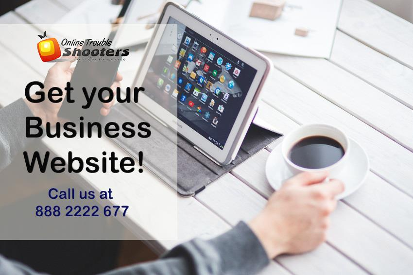 Get your #Business #Website #Online! Book your #Domain | #Hosting for your Website | Professional #EmailAddress | #SSL Certificate | #Backup Service | Emailing #Server & all for your Business. Know more at https://goo.gl/ttcBUJ Get all for your #Online Business at one place from the Best #WebHosting Company in Faridabad.