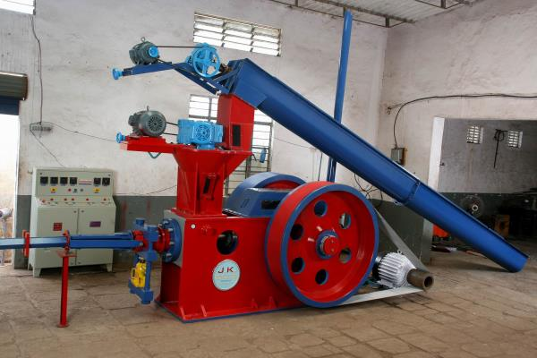 Jay Khodiyar Machine tools, founded in 1994, by a visionary entrepreneur Mr. Sanjay Tilala has been venture that put Gujarat on a global map. We have started our operational by manufacturing of pneumatic, mechanical and Ram type briquetting press and through our path breaking innovative technology today we have range of biomass briquetting plants reflects our fierce dedication to create products that inspire growth with environment awareness. It is the novel vision of Mr. Sanjay Tilala and technical support of Mr. Mukesh Tilala throughout these years have created a greener tomorrow that has been driving Jay Khodiyar Machine Tools journey of growth with a touch of green.   Jay Khodiyar acronyms as JK since past 2 decades and manufacturing a complete line of briquetting equipment's Biomass Briquetting Machines and the reason we are providing following options considering your business requirement,  1.Bio Mass Briquetting Machine : Briquetting Plant 65mm  2.Bio Mass Briquetting Machine : Briquetting Plant 75mm  3.Bio Mass Briquetting Machine : Briquetting Plant 90mm  4.Biomass Crusher Cum Shredder 30 Hp Machine  5.Biomass Crusher Cum Shredder 50 Hp Machine  6.Biomass Turbo Dryer CTD 60  7.Biomass Turbo Dryer CTD 80  8.Biomass Rotary Dryer  Our Biomass briquetting equipment convert agro forestry waste into high density briquettes through Binder Less Technology, which is environment friendly and may use in the option of fossil fuels like Gas, Diesel, coal, lignite etc.