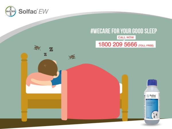 Don't let the buzzing nightmare stop you from having a good sleep. Have a mosquito-free night with our products. Trust us as #WeCare for you. Call on 1800 209 5666 (Toll Free) or click here: http://bit.ly/25nr3qE