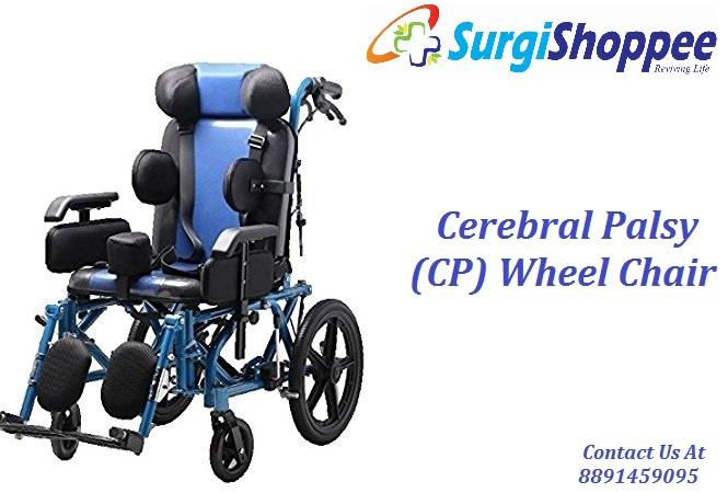 Surgi Shoppee is the leading supplier for CP Wheel Chairs in Cochin, Ernakulam - Kerala...