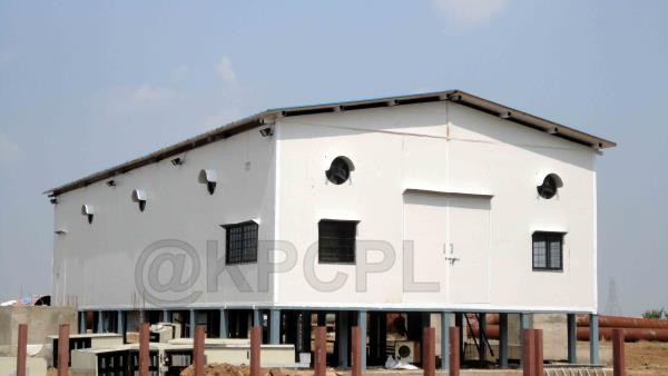 PUF Panel Building   Description OF PUF PANEL Building: Kotharis is leading manufacturer of best in class PUF Panel Widely use for the purpose of roofing in different areas. Our panels are the high-tech machines that are used for various purposes. Finding their application in several industries, for the purpose of building roofs and walls, their preference in the market is quite high.  FEATURES OF PUF PANEL Building : •Easy installation. •Commendable performance. •excellent panel joining and sealing.  •Alluring look. •Smooth texture. •High load bearing capacity. •Thermal insulation. •High Water and Vapor barrier. •Easy erection, Low Maintenance. •Design flexibility. USAGE OF PUF PANEL Building: •Milk & dairy industry •Pharmaceutical storage •Clean Room •Seafood industry •Telecom Shelters  •Food processing industry •Fruit & vegetable storage •Meat & poultry industry