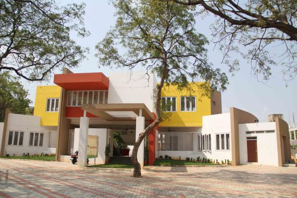 Architecture, Madurai, Innate Architects, SVN School Design, Kindergarten, Contemporary, Nagamalai Pudukottai