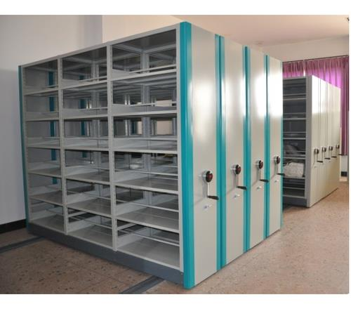 Mobile Storage Compactor.Easy way to store your storage at one place.