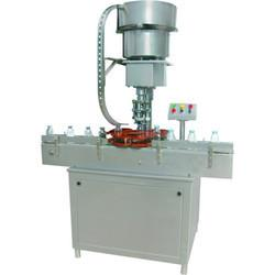 We are leading manufacturer and supplier automatic single head capping machine in ahmedabad gujarat india.  We are indulged in offering our patrons a comprehensive array of Automatic Single Head Capping Machine
