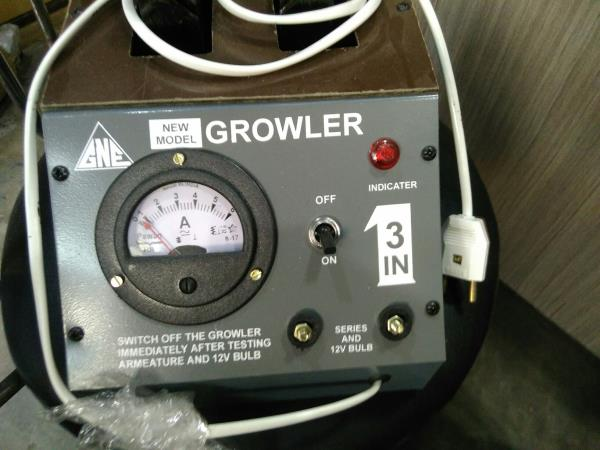 Armature Growler Tester Suppler in Delhi.