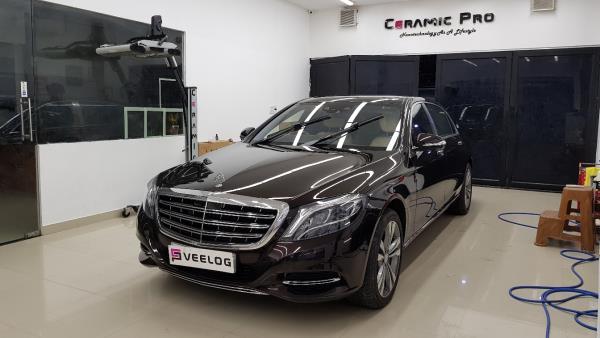One year since Treated with Ceramic Pro Still shines like the day one Mercedes Maybach S500 Ceramic Pro Chennai Ceramic Pro 9H Superior Gloss and Shine  Permanent Paint Protection Nano Ceramic Coating Scratch Resistant UV Resistant  Chemical Resistance  SuperHydrophobic ECR Injambakkam  #ceramicprochennai #mercedes #maybach #s500 #ecr #NUNGAMBAKKAM