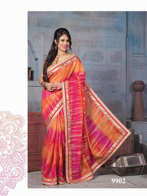 Weddings are made in heaven, Our Vast South Indian Silk collection is just the way for the Brides making the wedding   http://www.silk-india.com/en/designer-sarees/816-beige-poly-saree-with-traditional-heavy-zari-cod-dori-embroidery-blouse-.html